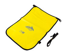 Dry bag Compact PVC 15l, yellow