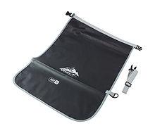 Dry bag Compact PVC 30l, black