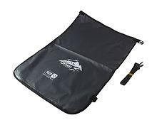 Dry bag Compact PVC 45l, black