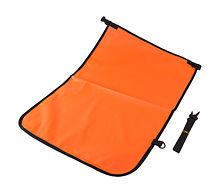 Dry bag Compact PVC 45l, orange