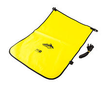 Dry bag Compact PVC 45l, yellow