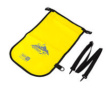 Dry bag Compact PVC 5l, yellow