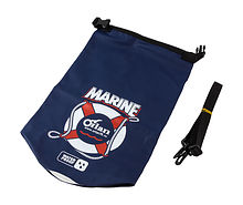 Dry bag Marine PVC 5l, blue/white