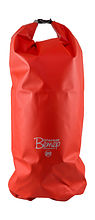 Dry bag PVC 100 L, color red
