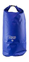 Dry bag PVC 120l, blue