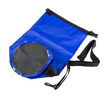 Dry bag PVC 15l, blue