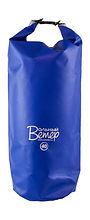 Dry bag PVC 40l, blue