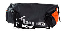 Dry bag Extreme PVC 40l, black/orange