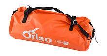 Dry bag Extreme PVC 40l, orange/orange
