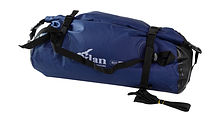 Dry bag PVC 40l, blue/black