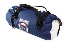 Dry bag Marine PVC 40l, blue/white