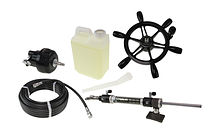 Hydraulic Steering Kit  up to 250 HP