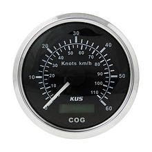 GPS Speedometer 60 MPH
