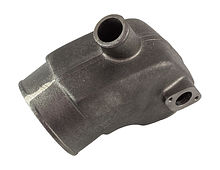 Exhaust elbow r VP/TAMD41P TAMD300 TAMD43 42/44