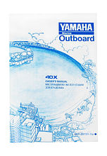 User manual Yamaha 40