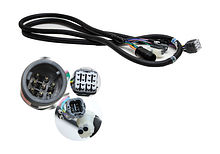Remote control cable for Suzuki (adaptive)