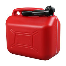 Plastic Fuel Can 10L