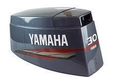 Top cowling Yamaha 30H (69S, Rebuilt)