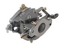 Carburetor Yamaha 50ETK, K50 (Kerosene, Lower)