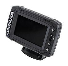 Chartplotter Lowrance Elite 5 TI Mid/High/TotalScan
