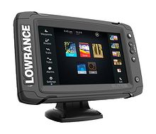 Chartplotter Lowrance Elite TI 7 Mid/High/TotalScan