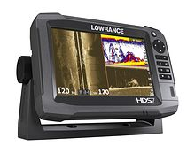 Chartplotter Lowrance HDS 7 TOUCH GEN3