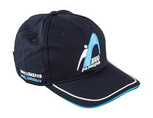 1000 Cap Sizes, dark-blue, 3D embroidery