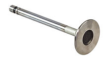 Exhaust valve VP/Mercruiser 3.0, Omax