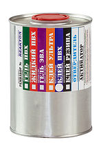 PVC Glue 1000ml, White