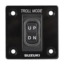 Troll Mode Switch Panel