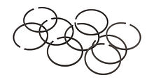 Piston ring set Tohatsu MD40B/50B (STD)
