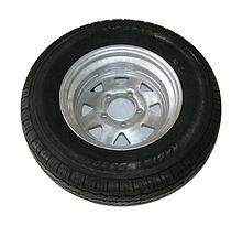 Wheel for trailer 175-R13