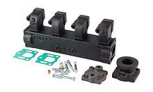 Manifold set Ford V8, OSCO