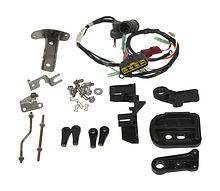 Remote control Kit Suzuki DF25-30 (3 cyl)