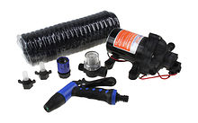 Washdown Kit SeaFlo, 12V, 11.6 LPM