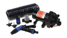 Washdown Kit SeaFlo, 12V, 18.9 LPM