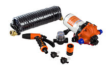 Washdown Kit SeaFlo, 24V, 18.9 LPM