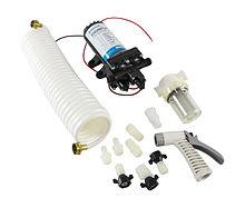 Shurflo Pro Washdown Kit II, 12V, 15.2 LPM