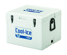 Isothermal Container CoolIce WCI-55