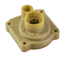 Water pump housing Yamaha 25-30/F20-30, Winsir