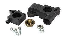 Thermostat housing GM V6, V8, Kit, OSCO