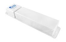 Angular mooring fender 760x155mm, White
