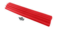 Mooring fender 880x220mm, Red