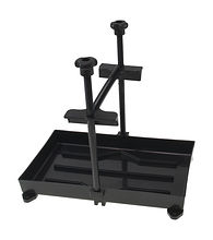 Battery tray 275x175 mm, with frame