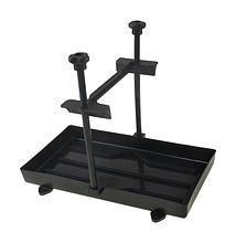 Battery tray 325x175 mm, with frame