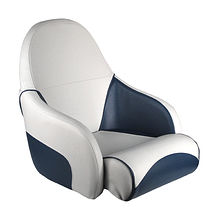 OCEAN 51 Bucket Seat, White/Blue