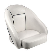 ROMEO Bucket Seat, White