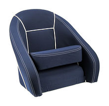 ROMEO Bucket Seat, Dark Blue