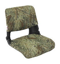 SKIPPER All-Weather Folding Seat, Military