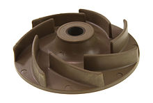 Plastic impeller for VP